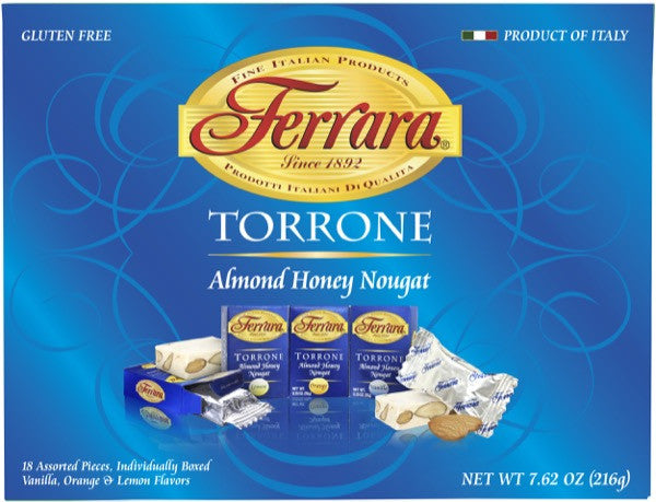 Ferrara Assorted Torrone 18 PC