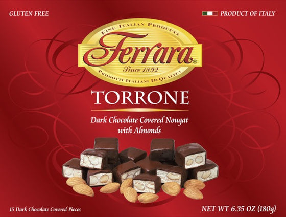 Ferrara Chocolate Covered Torrone 15 PC