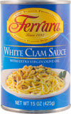Ferrara White Clam Sauce 15 OZ