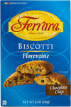 Ferrara Chocolate Chip Biscotti  6 OZ