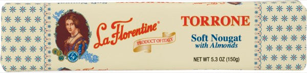La Florentine Soft Nougat with Almonds  5.3  OZ