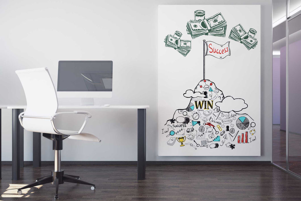 Get on Track with Whiteboards at the Office