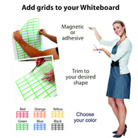 Whiteboard Grids