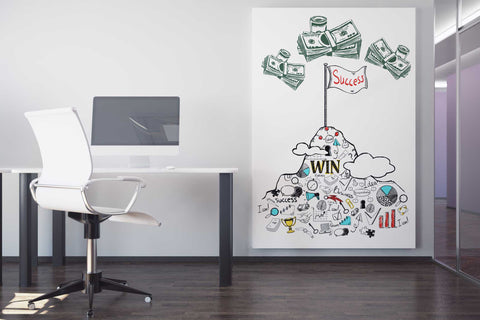 home office whiteboard. Next To The Whiteboard, And You\u0027re All Set. Use Lots Of Colors, As Color Is What Makes Whole Thing Fun. Life Business Can Should Be Fun! Home Office Whiteboard N