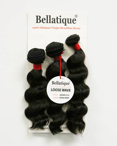 Bellatique Virgin Remi Hair (loose wave)