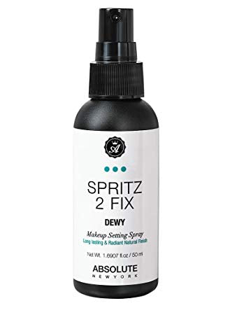 ABSOLUTE SPRITZ 2 FIX DEWY SETTING SPRAY