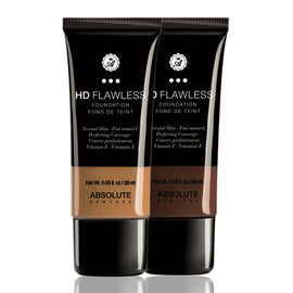 ABSOLUTE HD FLAWLESS FLUID FOUNDATION