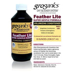 Groganics Volumizing Conditioner 8 oz