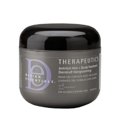DESIGN ESSENTIALS THERAPEUTICS ANTI-ITCH HAIR & SCALP TREATMENT