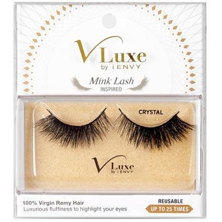 V LUXE STRIP LASHES CRYSTAL
