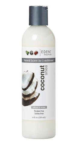 COCONUT SHEA LEAVE IN CONDITIONER