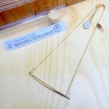 PEARL JUNE Dagger Necklace - Funraise