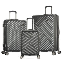 Matrix 3-Piece Expandable Hardcase Spinner Set - Gray