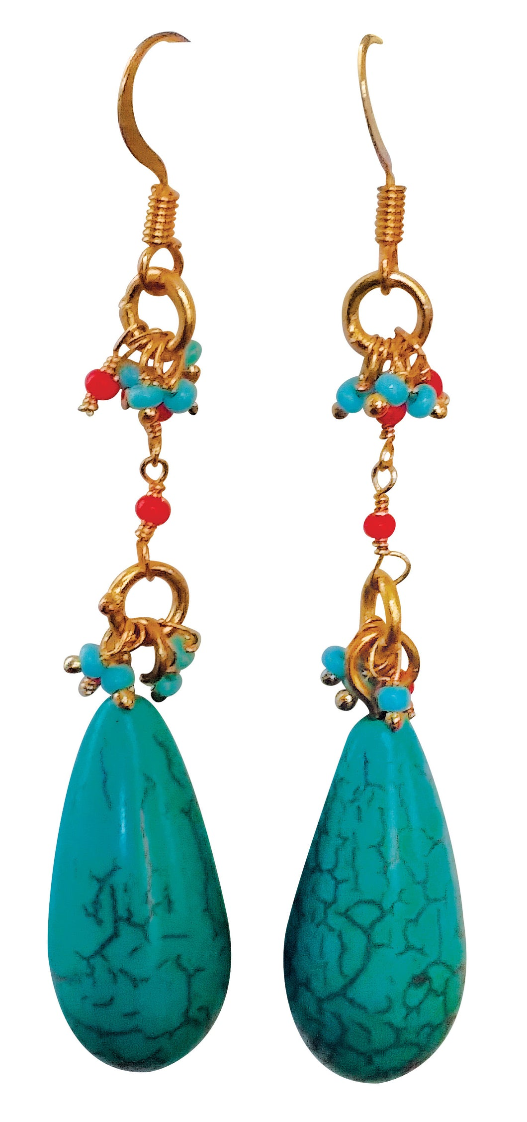 Morocco - Earrings - Funraise