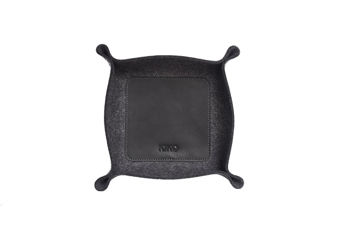 Kiko Package #2 - Messenger Bag, Hook Fob, and Desk Tray - Funraise