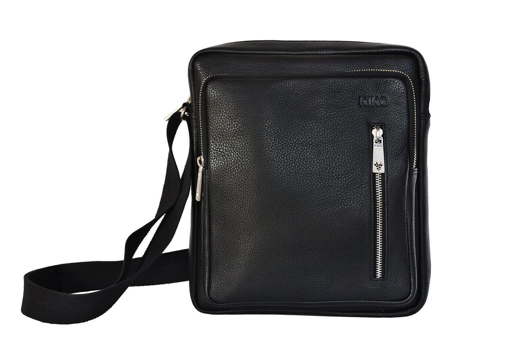 The Messenger Bag - Black - Funraise