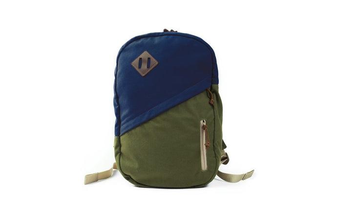 Blue / Green Field Pack