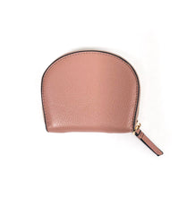 Mae Accordion Wallet - Muted Pink