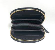 Mae Accordion Wallet - Black