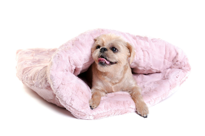 Dog and Cat cozy - Iced Pink - Funraise