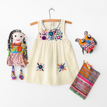 GLOBAL Children's Package – Cream Dress