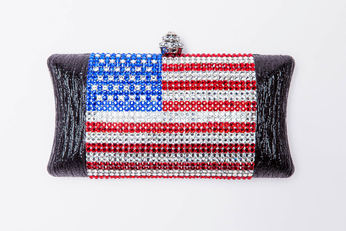 Star Spangled Clutch