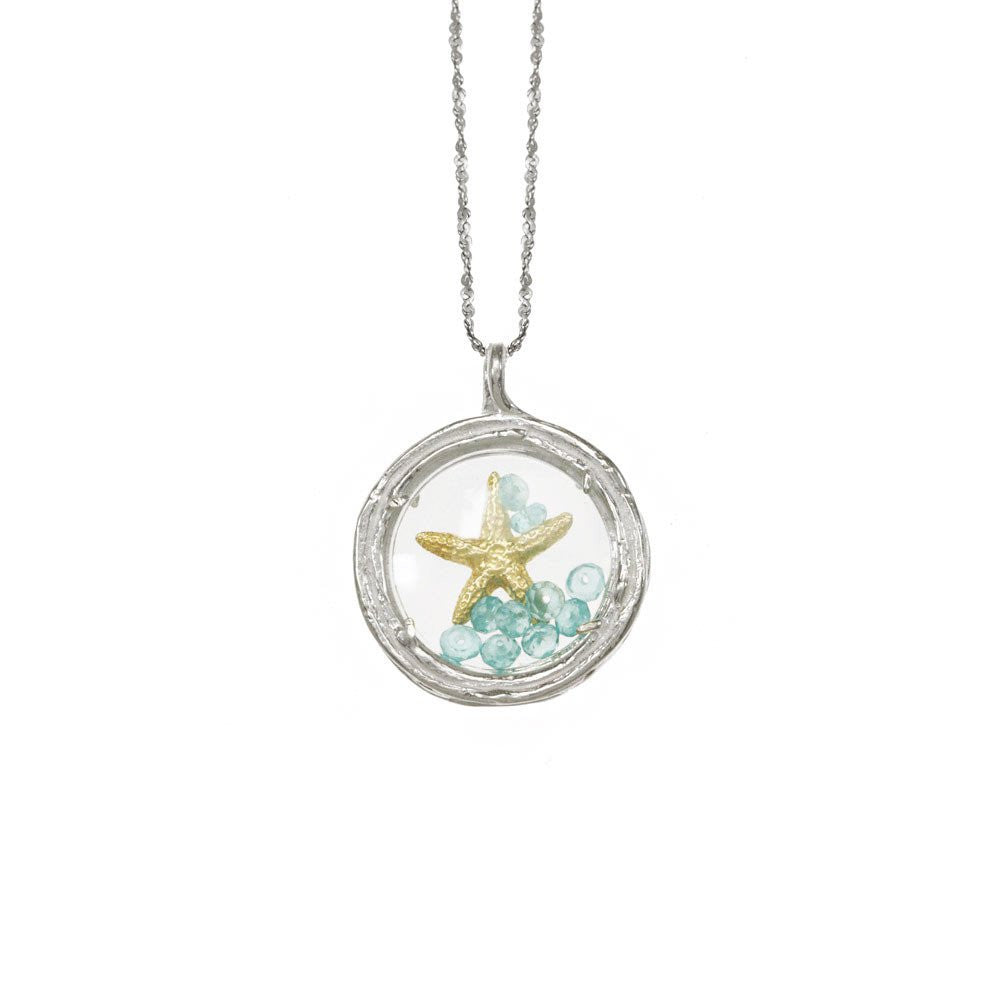 GLASS BRANCH LOCKET - Funraise