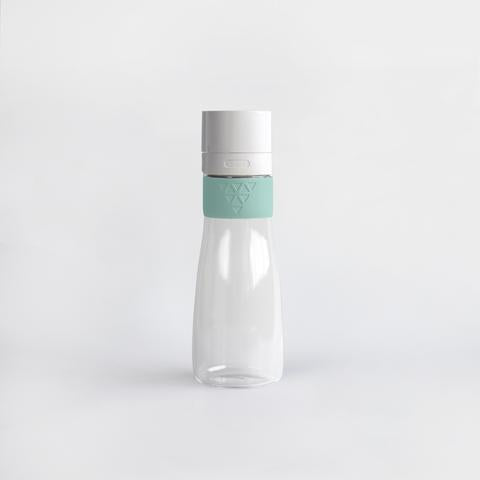Two (2) SANS 32 oz. Carafes - Mint Green and Glacier Gray - Funraise