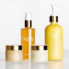 Gaelle Organic Skin Care Package
