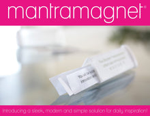 Mantramagnet (Package of 25) - Funraise