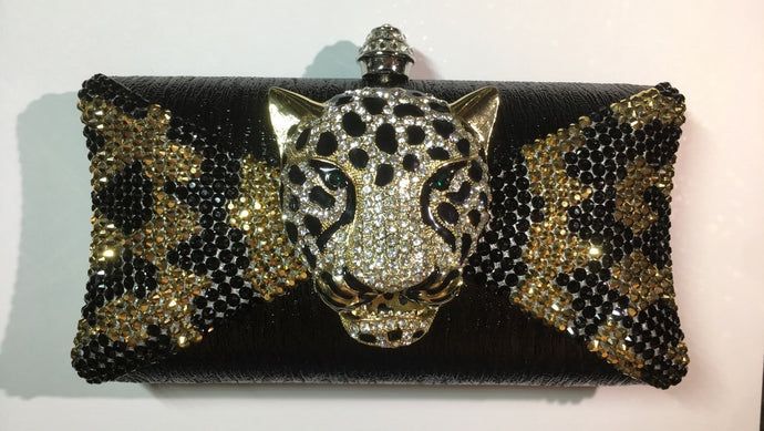 Panther Head Clutch Black