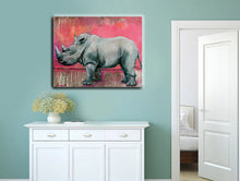 "Wildlife Canvas Prints, Animal Art ""Still Young"" Canvas Wall Art"