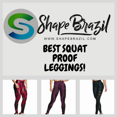 Best Squat Proof Leggings for workout!