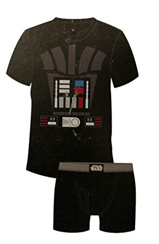 Star Wars Darth Vader Men's Underoos Underwear Set Small