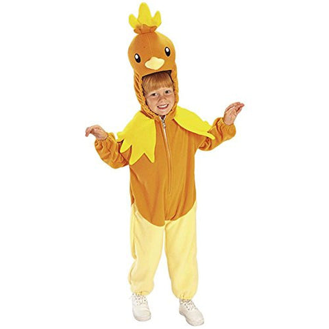 Pokemon Kids Costume Fleece Torchic (Child-Small Size) #882148