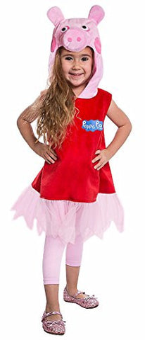 Peppa Pig Toddler Costume Size 2T