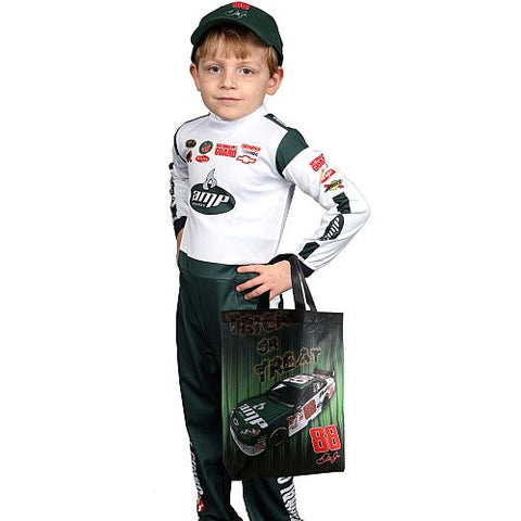 Children's Nascar Dale Earnhardt Jr Costume in Large by Trevco