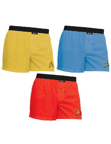 Star Trek Men's Boxers - 3 pack, Medium