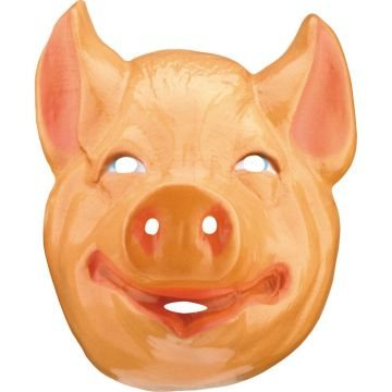 Child Pig Mask by Disguise