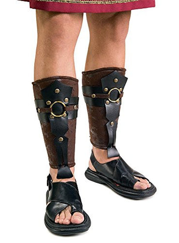 Adult Roman Spartan Greaves Warrior Leg Guards