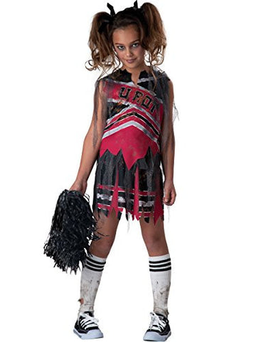 InCharacter Costumes Spiritless Cheerleader Costume, Size 8/Medium