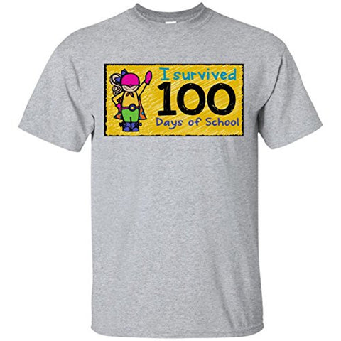 100th Days of School T-Shirt