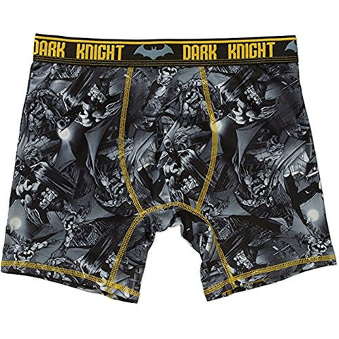 DC Comics Batman The Dark Knight Boxer Briefs XX-Large