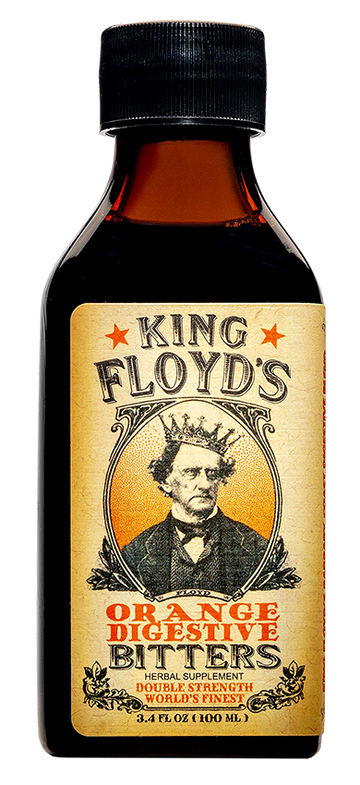 KING FLOYD'S Orange Digestive