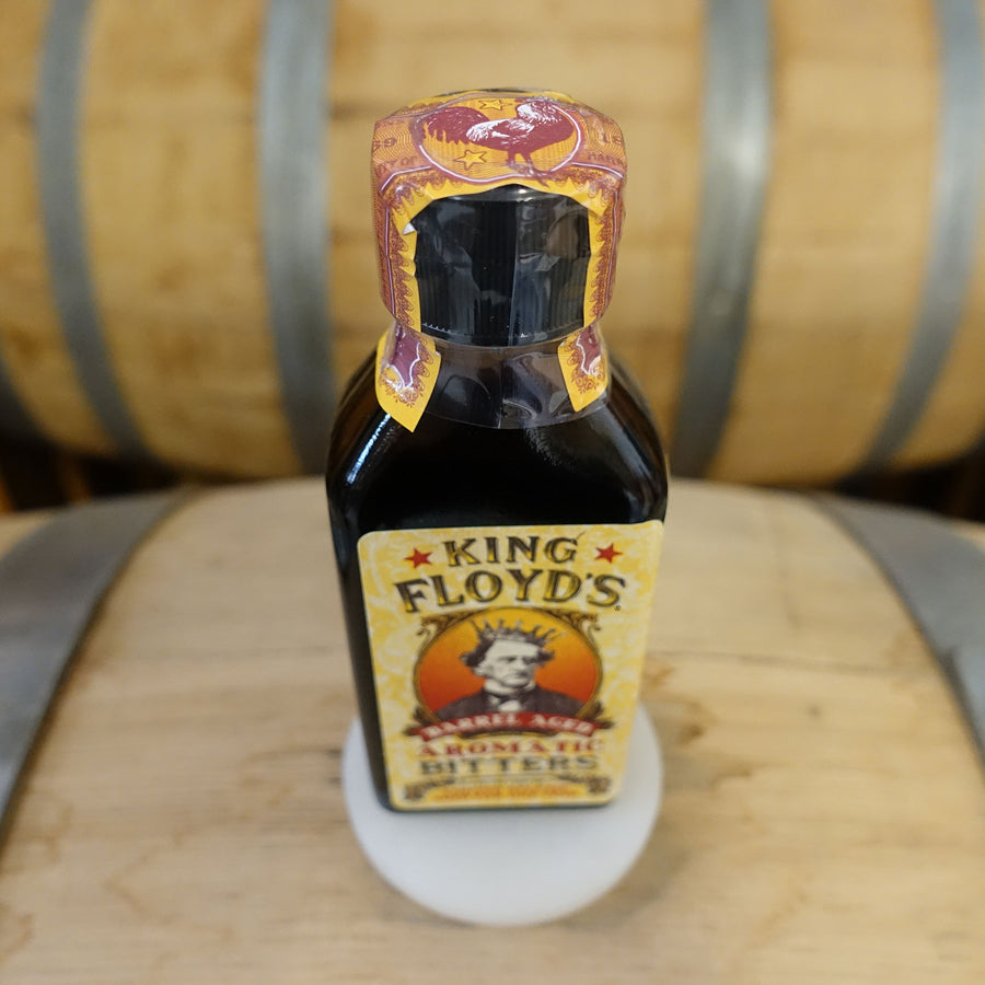 KING FLOYD'S Limited Release Barrel Aged Aromatic Bitters