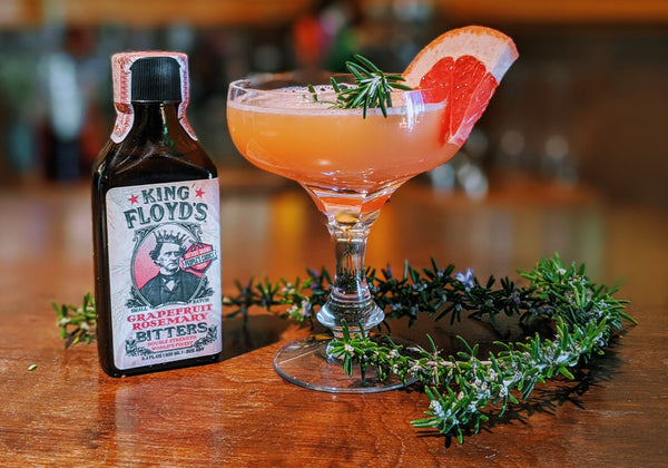 King Floyd's® Bitters ~ Grapefruit Rosemary