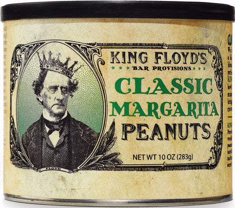King Floyd's Spicy Margarita Peanuts