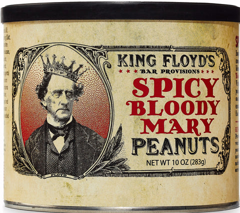 King Floyd's Spicy Boody Mary Peanuts