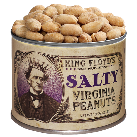 Salty Virginia Peanuts