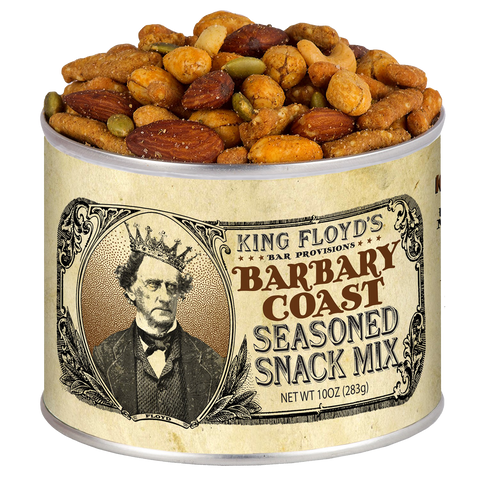Barbary Coast Seasoned Snack Mix